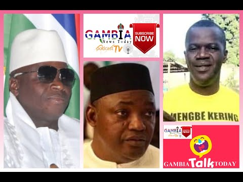 GAMBIA TODAY TALK 10TH SEPTEMBER 2020