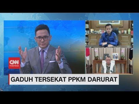 Gaduh PPKM Darurat: Daerah Minta Pemerintah Pusat Tegas Soal Aturan WFH Sektor Non Esensial