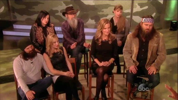 'Duck Dynasty' Cast Talks Sex Appeal, Becoming Reality ...