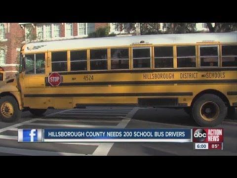 Bus Driver Shortage Continues
