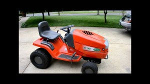 Restoring a Scotts Riding Lawn Mower Tractor PART 1  YouTube