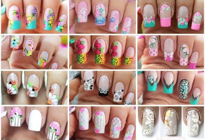 Manicure Decoradas Mandala Uñas Wwwperfectoimagenescom