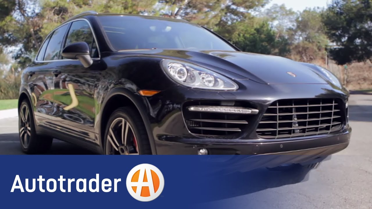 2012 Porsche Cayenne Turbo Luxury Suv New Car Review Autotrader Com Youtube