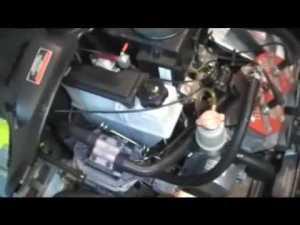 How to adjust your Polaris Snowmobiles TPS  YouTube