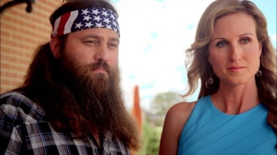 The stars of Duck Dynasty appeared for a cameo in the remarkably offensive God's Not Dead