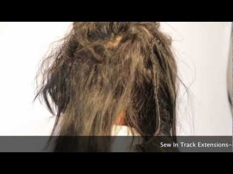 learn how great lengths extensions fix very damaged hair ann marie walts in mass youtube
