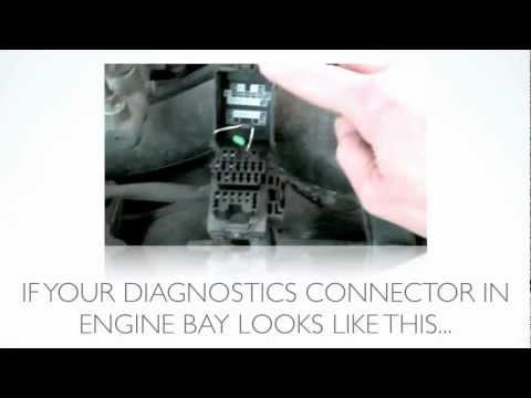 Mazda 17 Pin Engine Diagnostics