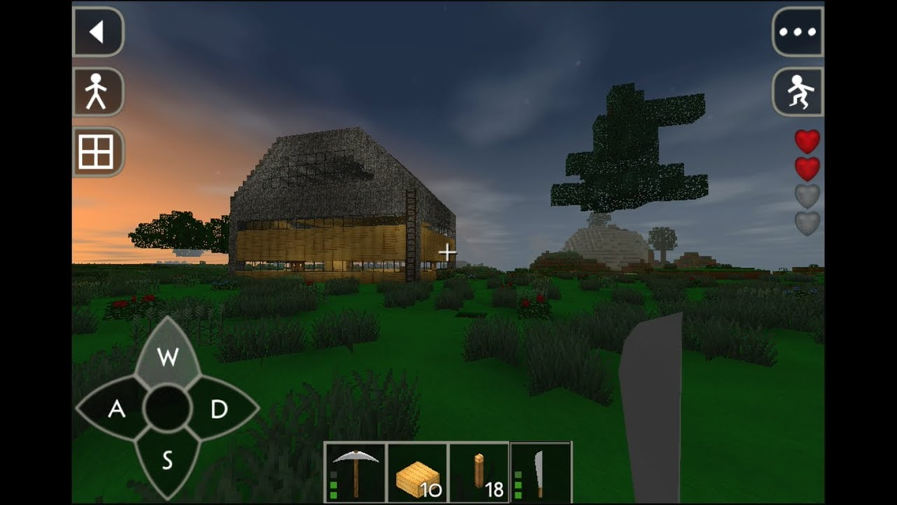 Survival Craft New Update Creating The Bow And Arrow
