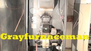Troubleshoot the oil furnace part 1 Burner won't start