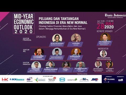 MID-YEAR ECONOMIC OUTLOOK 2020 (Sesi 1)