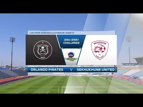 DStv Diski Challenge | Orlando Pirates Reserves v Sekhukhune United Reserves | Highlights