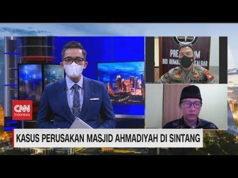 Kasus Perusakan Masjid Ahmadiyah di Sintang