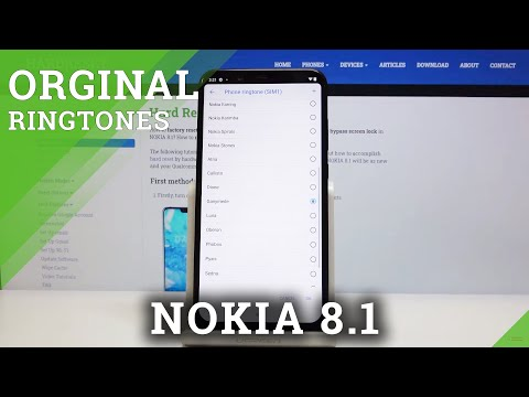 How to Change Video Resolution in NOKIA 8.1 – Change Video Quality