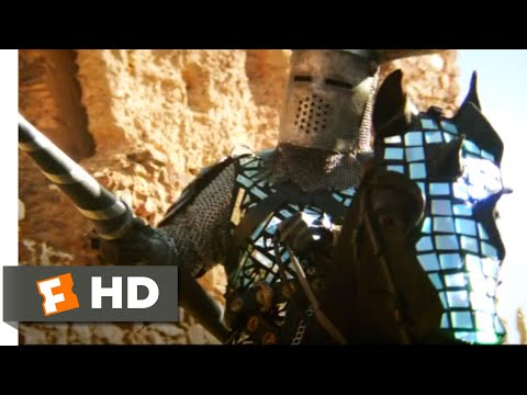 The Man Who Killed Don Quixote (2019) - The Knight of Mirrors Scene (7/9)   Movieclips
