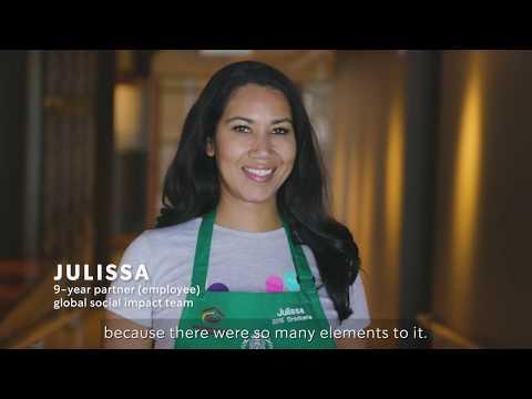 The Starbucks College Achievement Plan: Julissa's Story