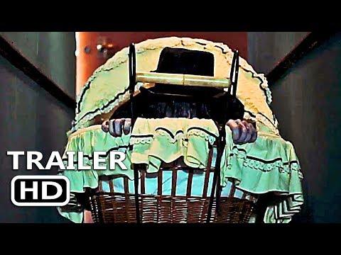 THE NURSERY MAN Official Trailer (2019) Horror Movie