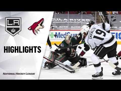Kings @ Coyotes 5/2/21 | NHL Highlights