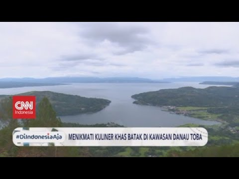 Menikmati Kuliner Khas Batak di Kawasan Danau Toba  #DiIndonesiaAja
