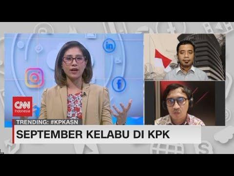 September Kelabu di KPK