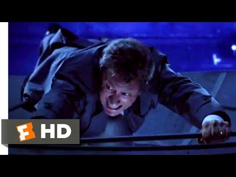 Shocker (1989) - TV Station Fight Scene (6/10)   Movieclips
