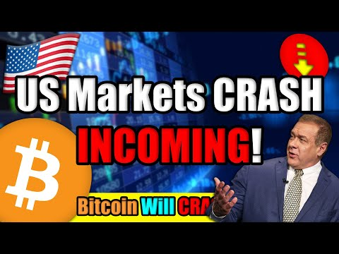 Bitcoin and the US Stock Market may be About to Implode: HERE'S WHY   Will Bitcoin Crash in 2020