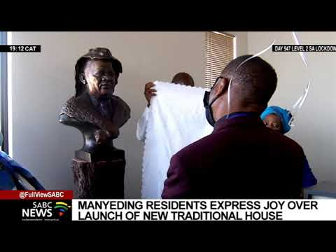 Manyeding residents express joy over the opening of tribal offices in the area in the Northern Cape
