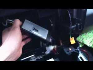 2010 Dodge ram 1500 adding amp to factory radio  YouTube