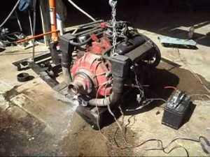 Ford 302 Marine Engine  YouTube
