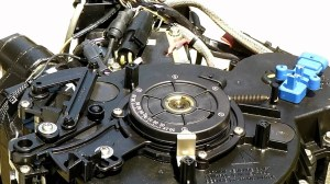 How To: Replacing the Optical Sensor on a Johnson  Evinrude Outboard Motor  YouTube