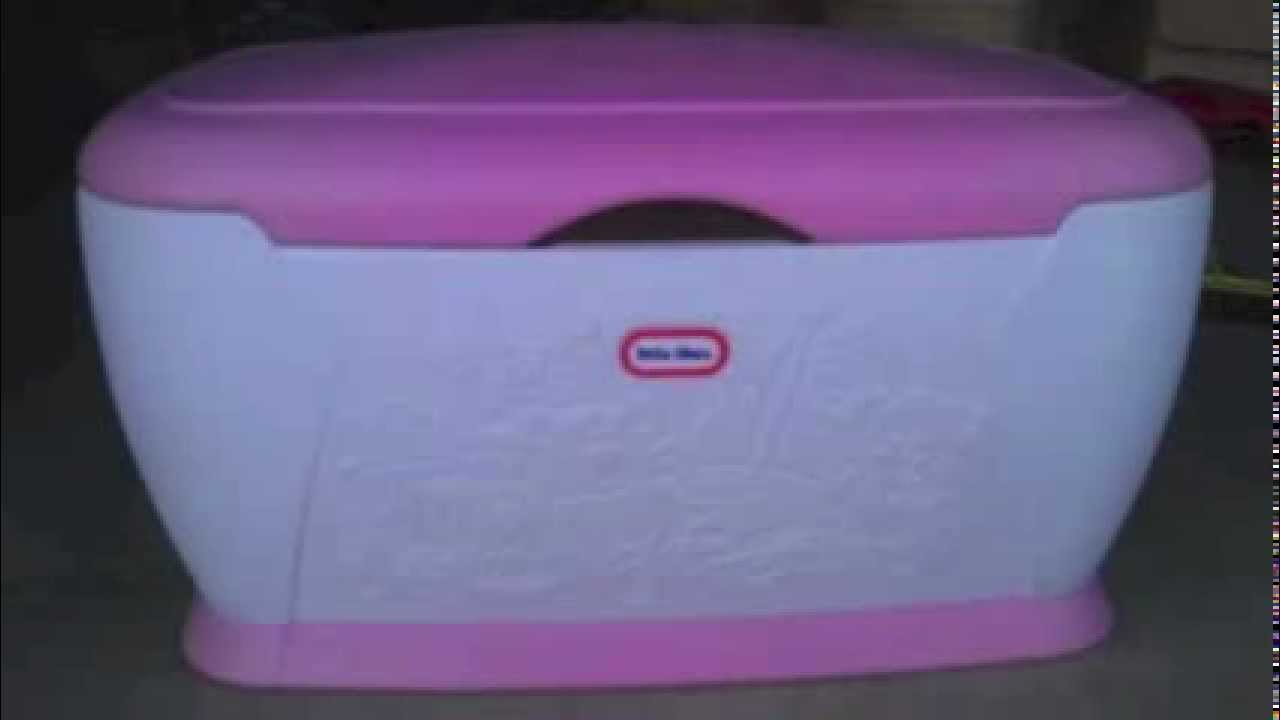 Top Rated Kids Toy Boxes From Plastic Little Tikes Or