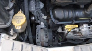 Dodge Caravan 2002 33L V6 Engine Noise  YouTube