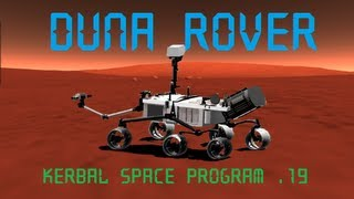 All comments on Kerbal Space Program Stock Duna Curiosity ...