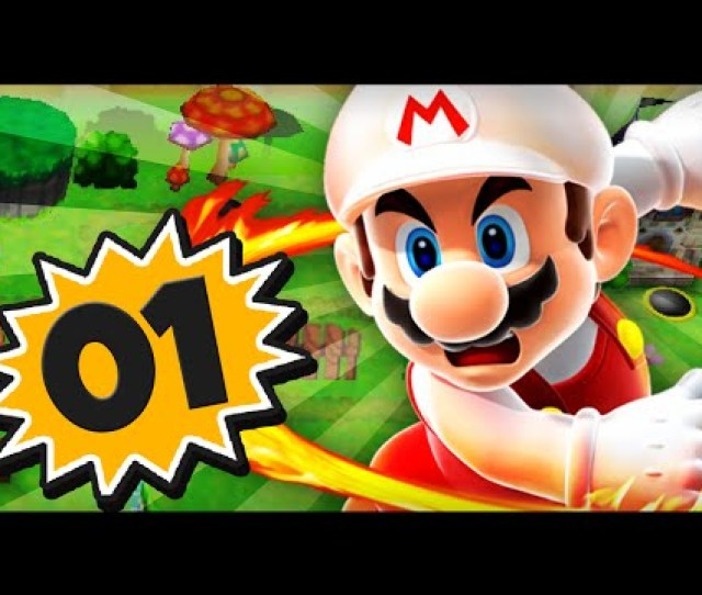 New Super Mario Bros Ds Part 1 Freakin Awesome Intro Made By Tehdumbo