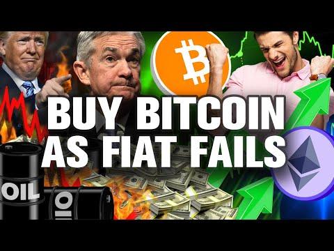 PREPARE! Fiat Is Failing!! Dollar Collapse = BTC Rise!