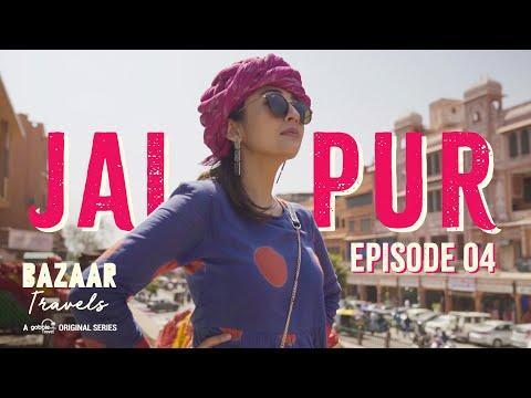 Gobble   Travel Series   Bazaar Travels   S01E04: Jaipur   Ft. Barkha Singh