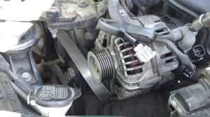 How to change alternator Toyota Corolla VVTi engineYears