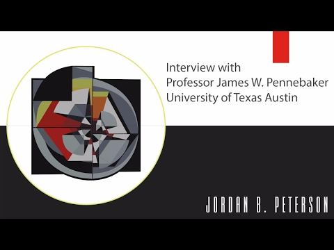 Interview with great U Texas Austin psych prof JW Pennebaker