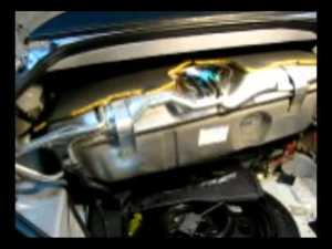 Jaguar XK8 Fuel Pump Replacement (and Fuel Tank Removal)  YouTube