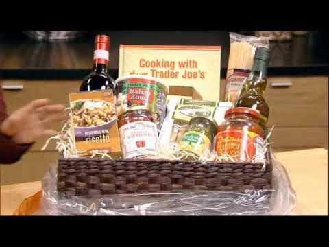 How to Make a Trader Joe's Gift Basket Anyone Would Love ...