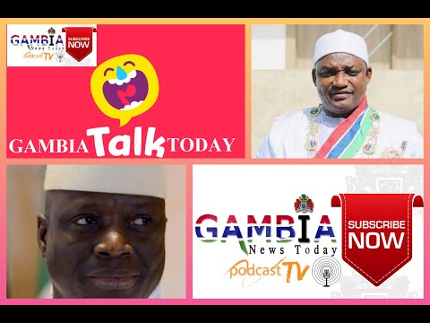 GAMBIA TODAY TALK 15TH JANUARY 2021