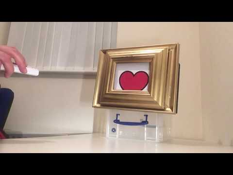 Making a Banksy Shredder - Version 1: Trimmed A5 Wireless