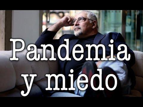 Jorge Bucay - Pandemia y miedo