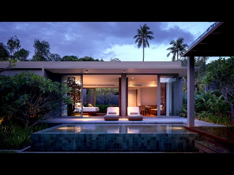 Alila Villas Koh Russey, a private island resort in Cambodia - full tour