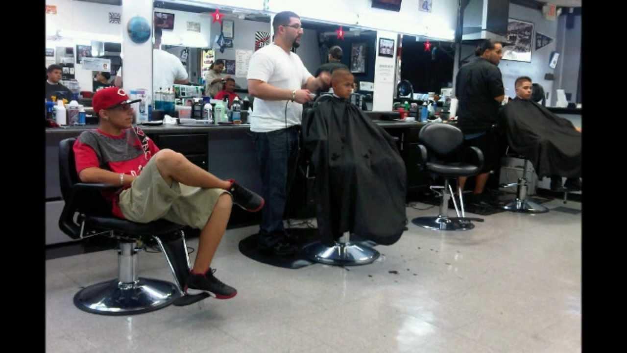 All Star Barber Shop The Best Hair Cut Designs Corte Y
