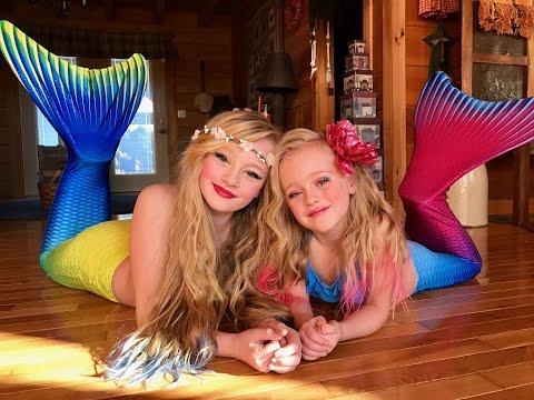 The Legend Of The Magic Mermaid. Princess Ella And Playdoh ...
