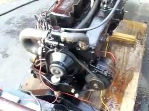 SOLD  Mercruiser 165 Hp Inline 6 Cylinder DROP IN READY