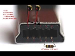 DIY GoPro Hero 3 Waterproof Microphone  Wiring diagram 10