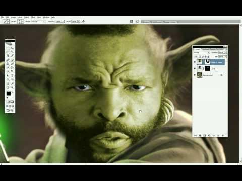 Yoda And Mr T Photoshopped Youtube