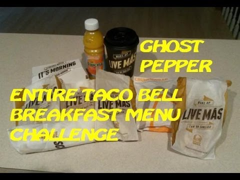 Thunder Rolls The Taco Bell Version