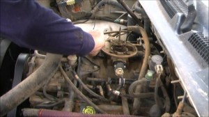 1998 Dodge Dakota Manifold Absolute Pressure (MAP) Sensor Test and Replace  YouTube
